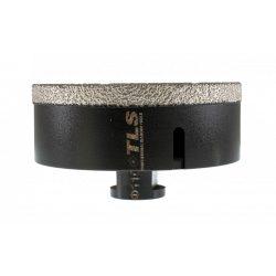 TLS COBRA gyémánt lyukfúró 110 mm fekete