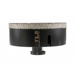 TLS COBRA 110 mm gyémánt lyukfúró fekete