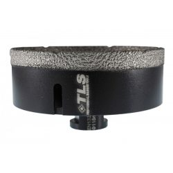 TLS COBRA gyémánt lyukfúró 115 mm fekete