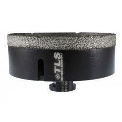 TLS COBRA 115 mm gyémánt lyukfúró fekete