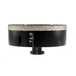 TLS COBRA 120 mm gyémánt lyukfúró fekete
