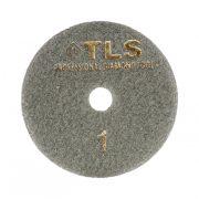 TLS SPIDER5-P1-50-d100 mm-gyémánt csiszolókorong-polírozó korong-vizes