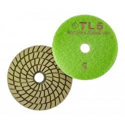 TLS SPIDER5-P5-2000-d100 mm-gyémánt csiszolókorong-polírozó korong-vizes