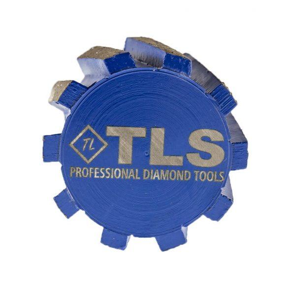 TLS DRUM DRY-P36-d50-M14 mm-gyémánt szinter csiszolóhenger-polírozó dobkerék-száraz