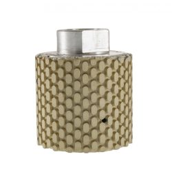 TLS DRUM WET-P3000-d50-M14 mm-gyémánt csiszolóhenger-polírozó dobkerék-vizes