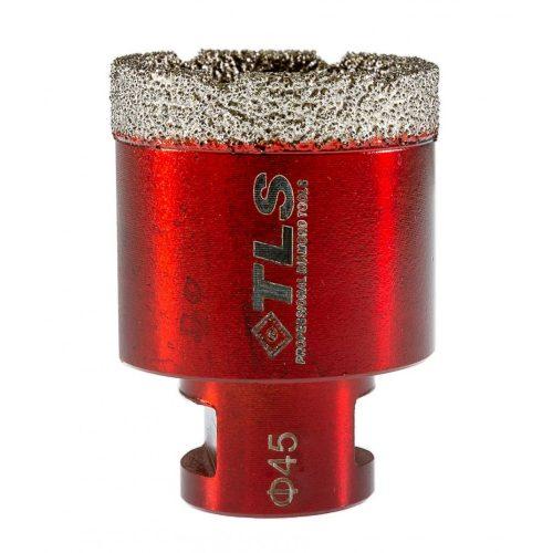 TLS VIPER 45 mm gyémánt lyukfúró bordó