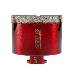 TLS VIPER 68 mm gyémánt lyukfúró bordó