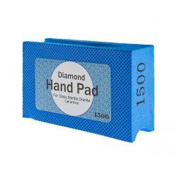 TLS HANDY - P1500 gyémánt kézi élcsiszoló-polírozó hasáb - műgyantakötés