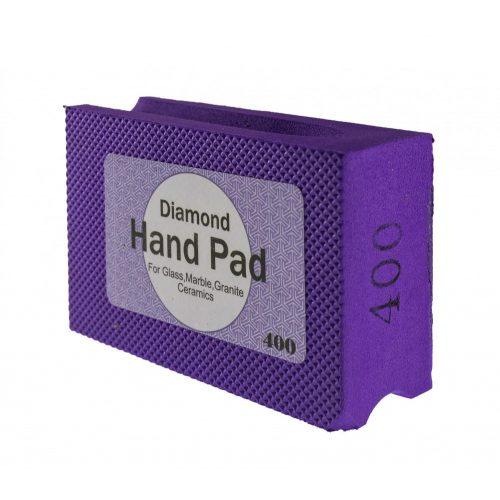 TLS HANDY - P400 gyémánt kézi élcsiszoló-polírozó hasáb