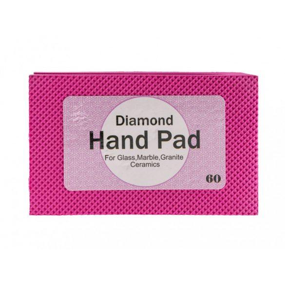TLS HANDY - P60 gyémánt kézi élcsiszoló-polírozó hasáb