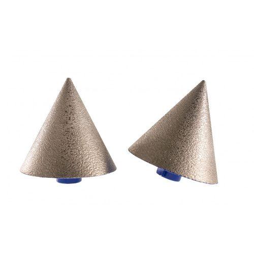 TLS CONE 3-75 mm gyémánt kúpos lyukmaró-lyuktágító-lyukfúró