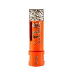 TLS COBRA-PRO XL 20 mm gyémánt lyukfúró narancs