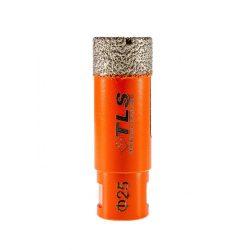 TLS COBRA-PRO XL 25 mm gyémánt lyukfúró narancs