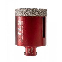 TLS COBRA-PRO XXL 55 mm gyémánt lyukfúró metálbordó