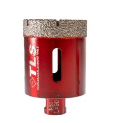 TLS COBRA-PRO XXL 60 mm gyémánt lyukfúró metálbordó