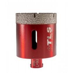 TLS COBRA-PRO XXL 68 mm gyémánt lyukfúró metálbordó