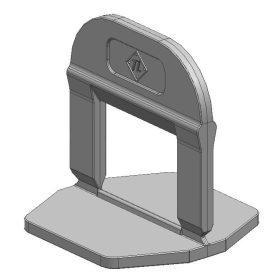 TLS-PRO ECO Lapszintező talp 3 mm