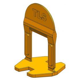 TLS-BASIC lapszintező talp 2.5 mm