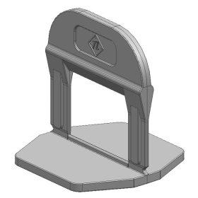 TLS-PRO ECO Lapszintező talp 2.5 mm