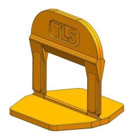 TLS-PRO Lapszintező talp 2.5 mm