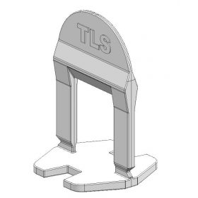TLS-BASIC Lapszintező talp 2 mm