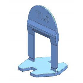 TLS-BASIC lapszintező talp 1 mm