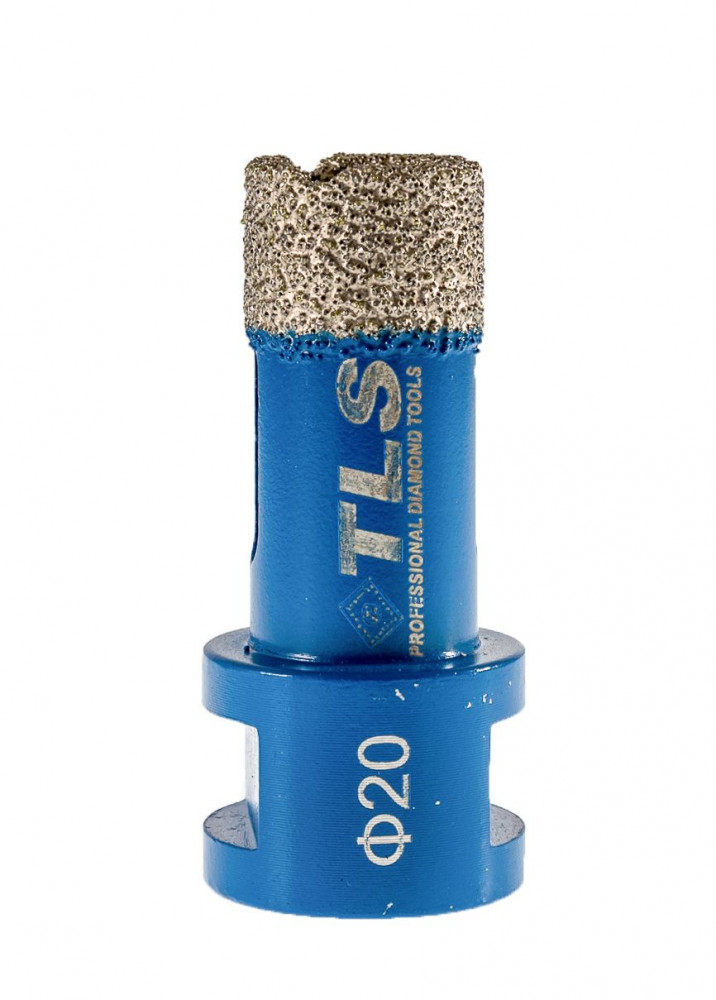TLS COBRA-PRO gyémánt lyukfúró 20 mm kék
