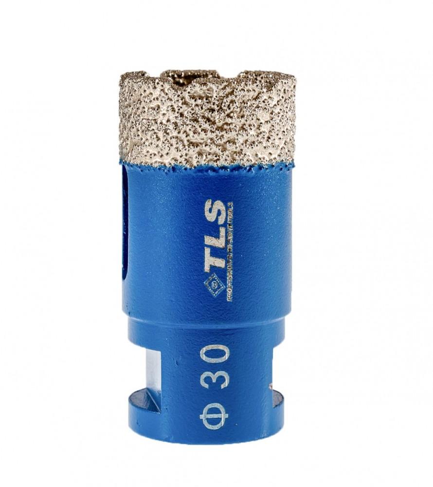 TLS COBRA-PRO 30 mm gyémánt lyukfúró kék