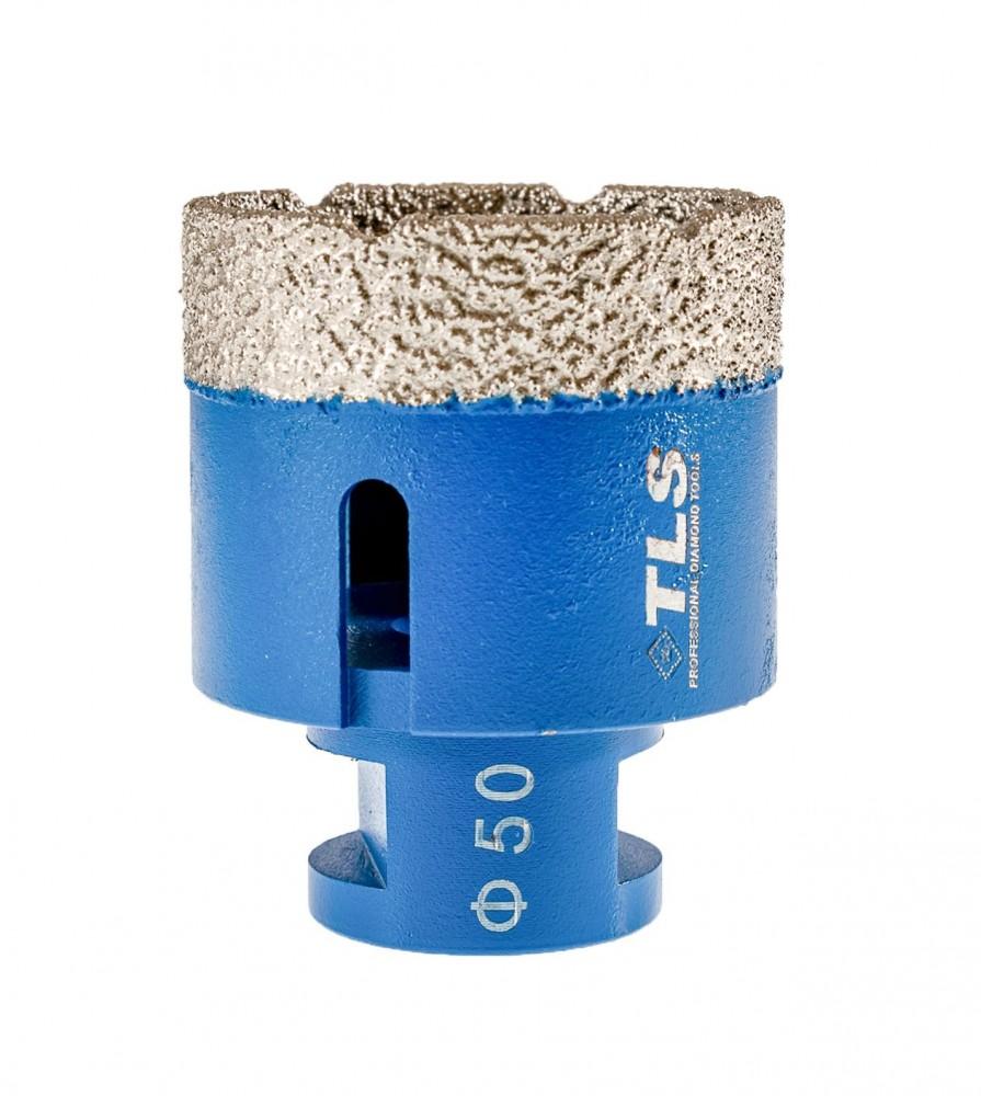TLS COBRA-PRO gyémánt lyukfúró 50 mm kék