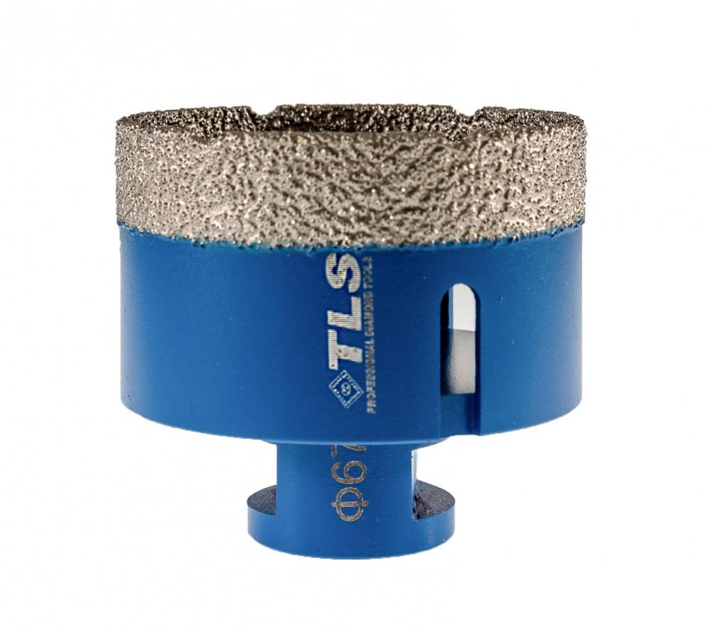 TLS COBRA-PRO 67 mm gyémánt lyukfúró kék