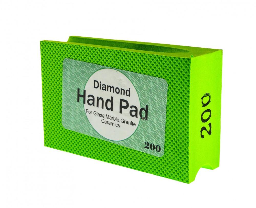 TLS HANDY - P200 gyémánt kézi élcsiszoló-polírozó hasáb